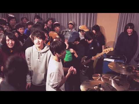 ONIONRING Live@京都Antonio 2018/01/05