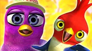 Песенки про птичку Гайту и других животных | На ферме у Зенона