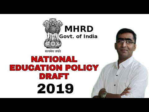 new education policy bill 2020 key points || MERITS AND DEMERITS+new education bill india analysis
