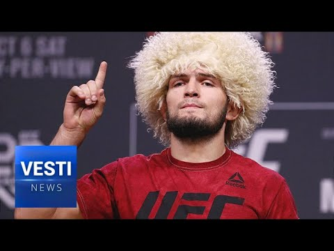 Controversial Dagestani Fighter Khabib Nurmagomedov Thanks His #1 Fan, Allah, For His Support