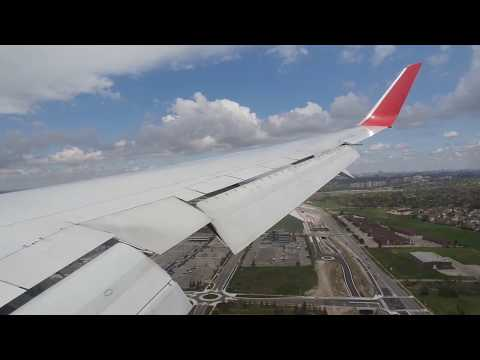 Air Canada Rouge Boeing 767-300ER Dublin to Toronto *Full Flight*