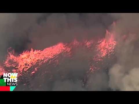 Wildfire destroys Utah homes