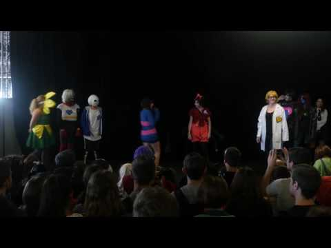 related image - Animasia 2016 - Défilé Cosplay Dimanche - 20 - Undertale