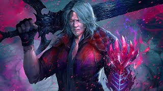 Devil May Cry 5 DMC 5 All Cutscenes Movie Story
