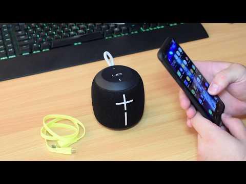 Unboxing Ultimate Ears Wonderboom Bluetooth Water Proof Speaker | Tech Man Pat
