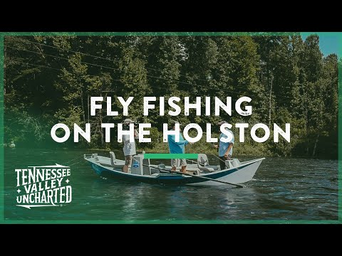 Fly Fishing For Trout With An Expert On The South Holston (Top 10 Trout River In America)