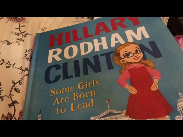 Hillary Clinton Children's Book