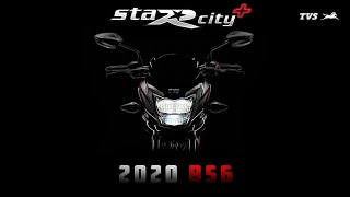 TVS Star City+ BS-6 2020 | Launch | Mileage, Prices, Features, Colours | PR Moto Vlogs
