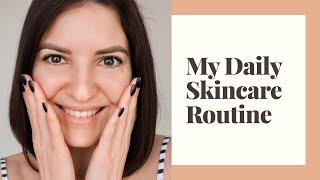 Мой утренний и вечерний уход за кожей My Morning Evening Skincare Routine with INSTYTUTUM