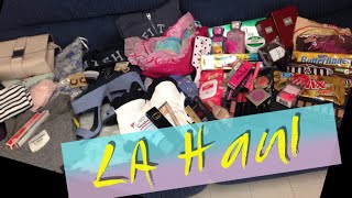 LA Haul!  〜とりちゃんロス旅行購入品〜 thumbnail