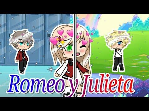 Romeo Y Julieta || Minipeli || GL || Sweet Fersh || (original)