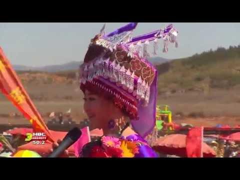 3HMONGTV: LAAJ TSAWB, Hmong Singer from China, Performed at Hmong Int