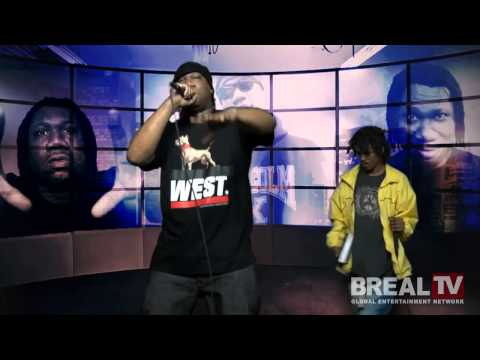 KRS-One Breal.TV Live Performance