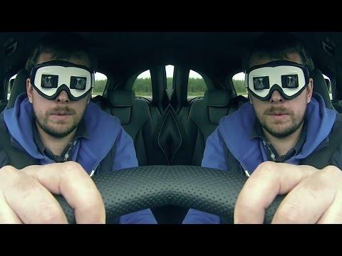 Что может быть хуже слепого водителя? | CRASH ZONE | Worst then blind driver