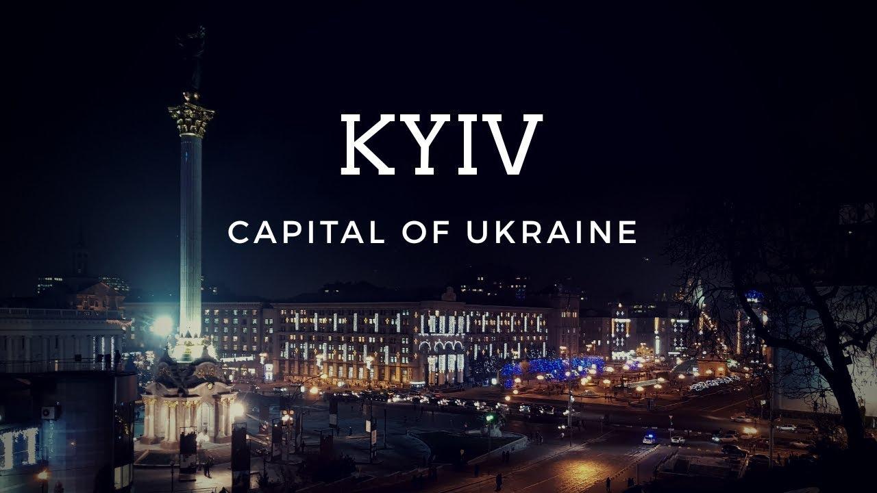 Town of Kyiv. Journey in Ukraine | Journey video