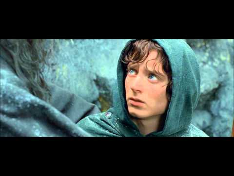 Fellowship Of The Ring ~ Extended Edition ~ Gandalf warns Frodo about Boromir at Moria HD
