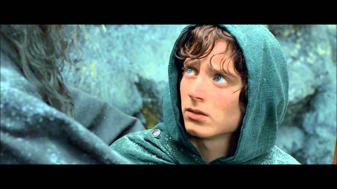 king pin and hobbit lord frodo lotr rings return of the