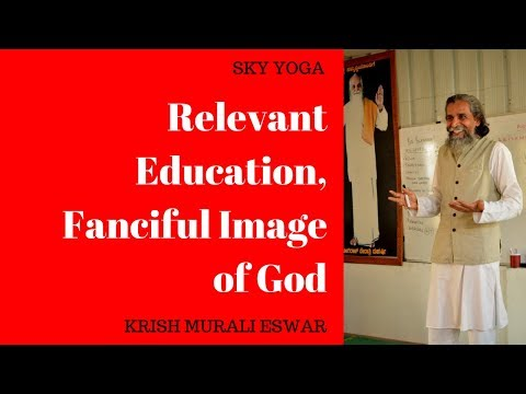 Relevant Education, Fanciful Image of God