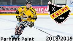 Otto Leskinen 2018/2019 • Parhaat Palat