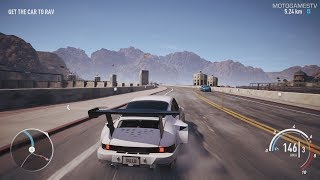 Need for Speed Payback - Gallo Rivera's Porsche 911 Abandoned Car - Location and Gameplay