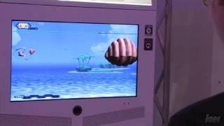 Otomedius G Xbox 360 Gameplay - TGS 2008: Clam Creature