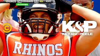 Hingle McCringleberry's End Zone Celebration - Key & Peele