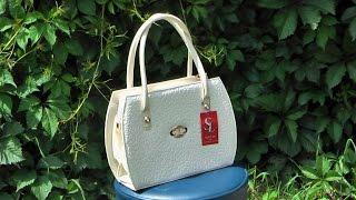 Белый лак в коллекции сумок лета 2016(, 2016-06-09T06:49:30.000Z)