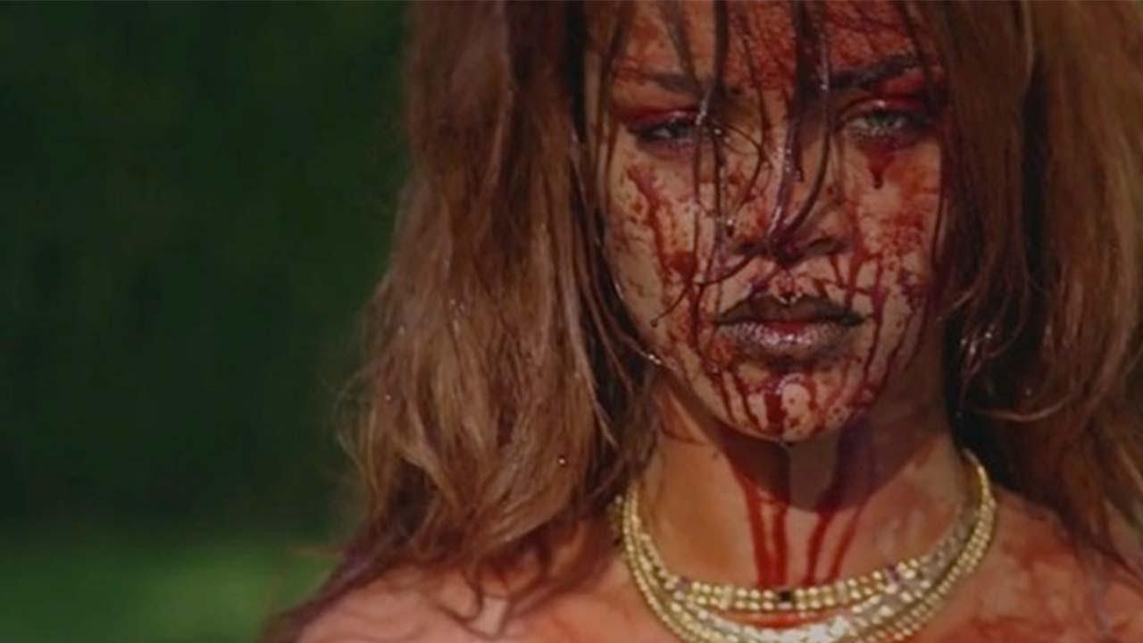Violent Music Rihanna s Violent Music Video