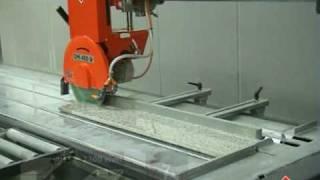 RUBI DM-400 Cortadora de mármol / RUBI marble cutter