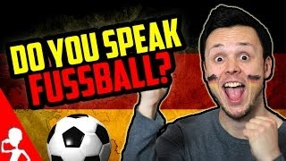 GERMAN FOOTBALL VOCABULARY | Get European Championship READY
