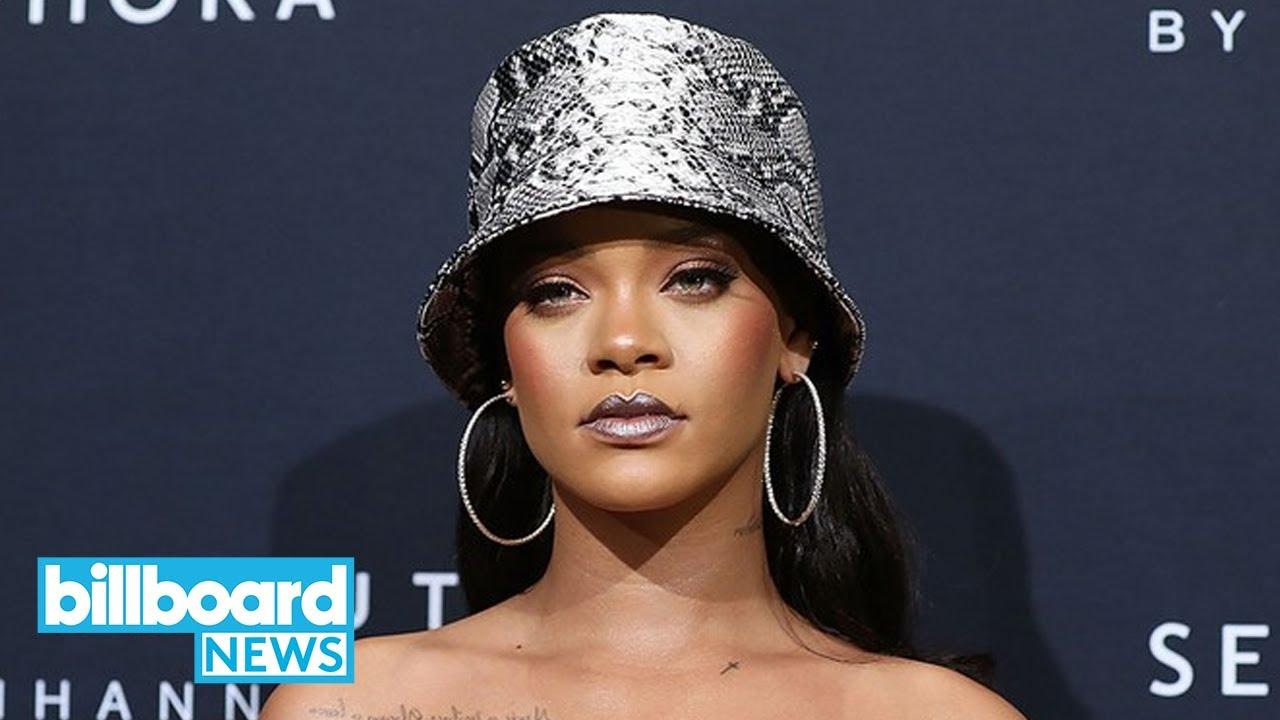 Rihanna Trolls a Fan About 'R9' | Billboard News