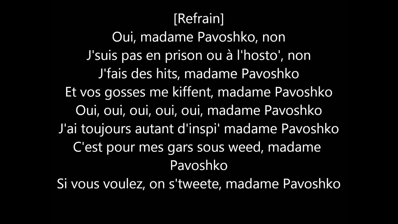 madame pavoshko mp3