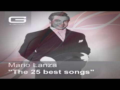 "Mario Lanza ""The 25 best songs"" GR 101/16 ( Official Compilation)"