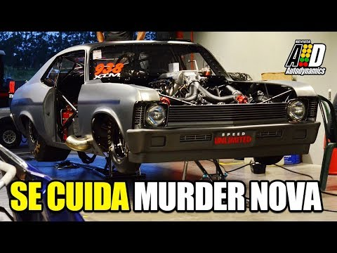 Se cuida Murder Nova!
