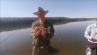 Рыбалка на озере Бузим Июнь 2019