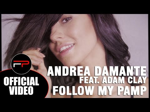 Andrea Damante Ft. Adam Clay - Follow My Pamp (Official Music Video)