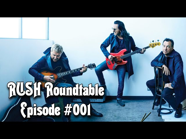 Rush Roundtable Ep. #1: Songs Never Played Live Pt 1