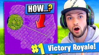 WINNING Fortnite: Battle Royale IN THE STORM......