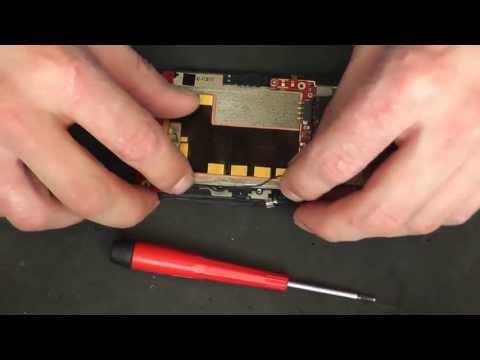HTC One SV C525E LCD Touch Screen Repair - Daz
