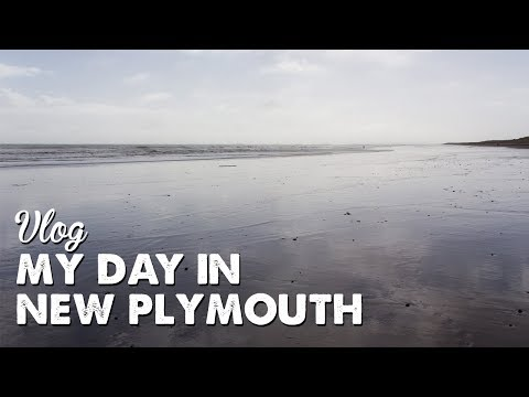 Vlog: My Day in New Plymouth | A Thousand Words