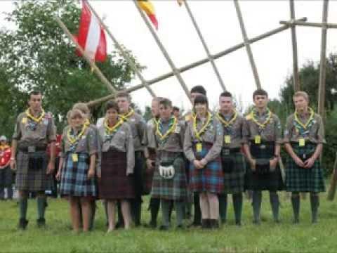 Scottish Explorers- Marsna Jamborette 2013