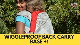 Wiggleproof Back Carry