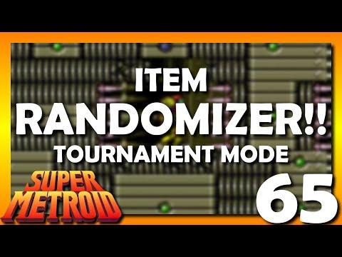 65 • Iris Almost Ruins Everything • Super Metroid Item Randomizer • Tournament • TX5301349