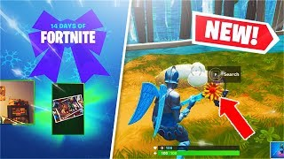 *NEW* Waterside Goose Nests Location + FREE Christmas Gift #6 (Fortnite)