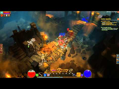 SirDune Plays Torchlight 2 Episode 14