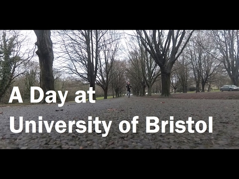 A Day at University of Bristol 2 / Dzień na Uniwersytecie w Bristolu 2 // Xiaomi Yi 2