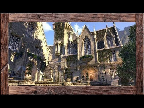 ESO Homestead - A Little Look at Alinor Crest Townhouse