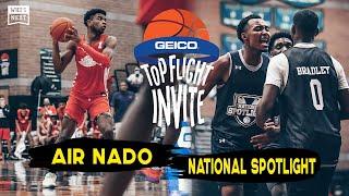 Air Nado (NV) vs National Spotlight (FL) - GEICO Top Flight Invite Championship - ESPN Highlights