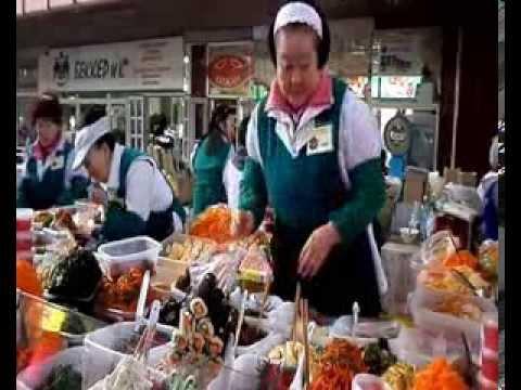 Лиза - мастер продаж корейских салатов
