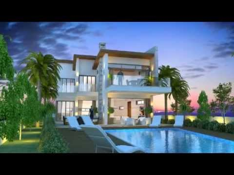 WATERFRONT VILLA FOR SALE IN AYIA NAPA / PROTARAS-CYPRUS